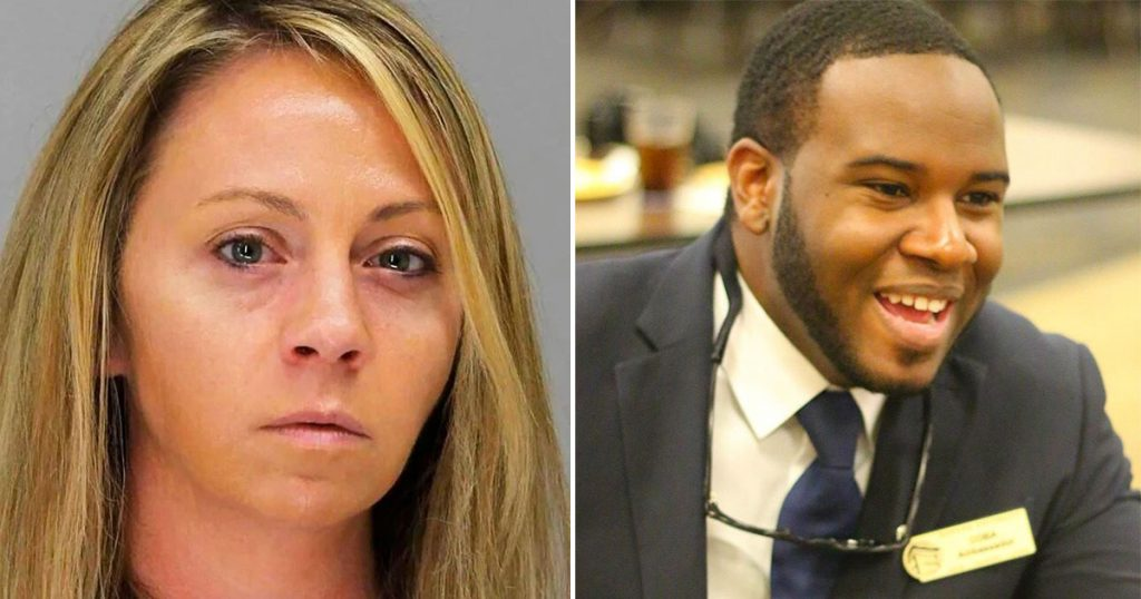 Ex-Dallas Cop Amber Guyger Sentenced to 10 Years in Prison for Murdering Botham Jean in His Own Apartment
