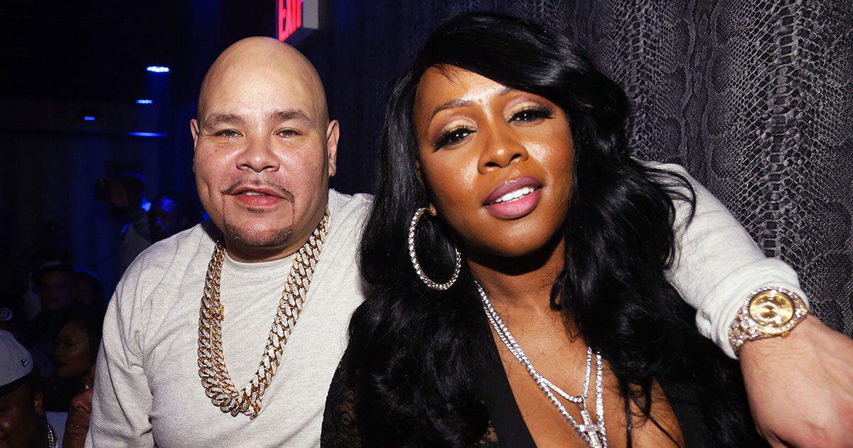 "Remy Ma Says Fat Joe Can Use the N-Word Because ""He's Black, Like, That's It. Period."""