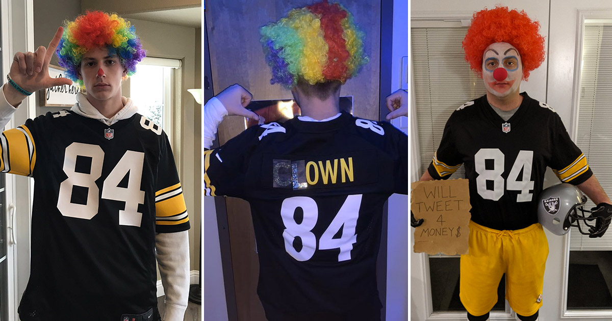 """Something About These White People Wearing """"Antonio Clown"""" Costumes Seems Racist As Hell"""