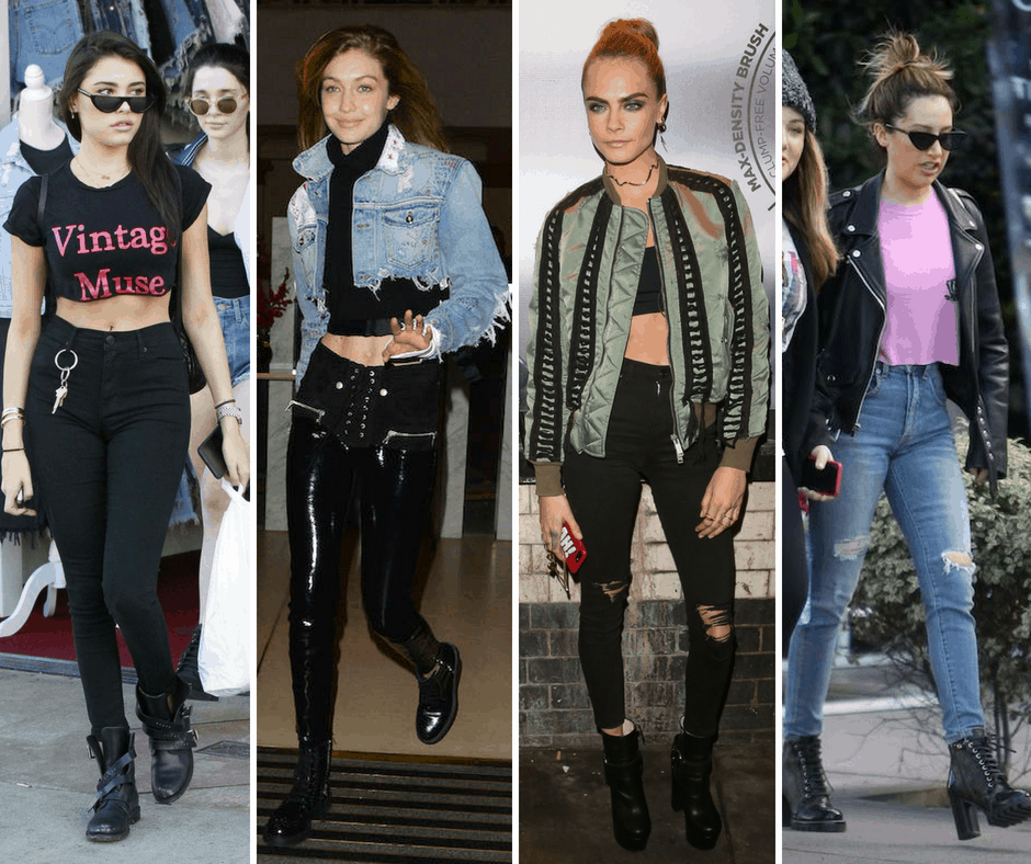 Tips For Rock Chic Style